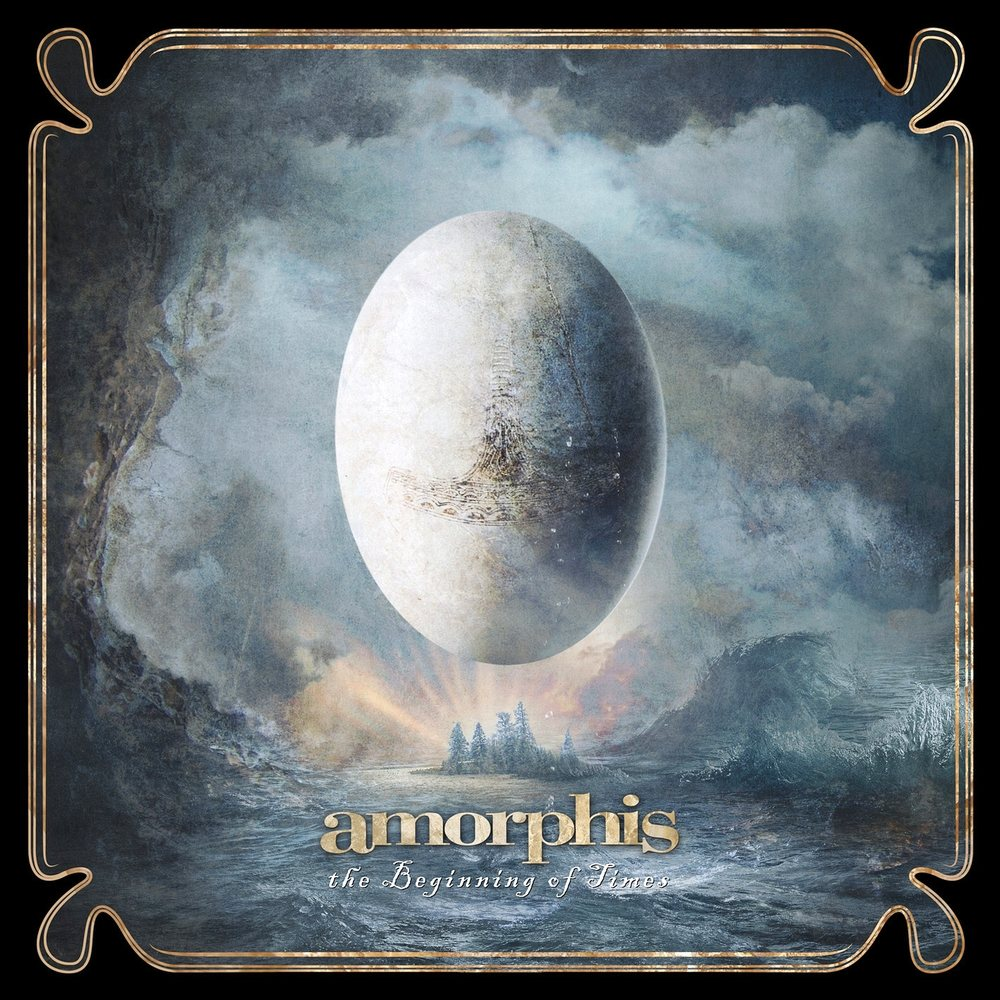Cover of Amorphis - The Beginning Of Times