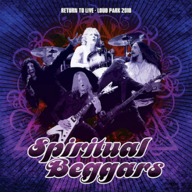 Spiritual Beggars - Return to Live: Loud Park 2010
