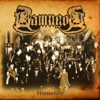 Damngod - Humanity: The Legacy of Violence and Evil