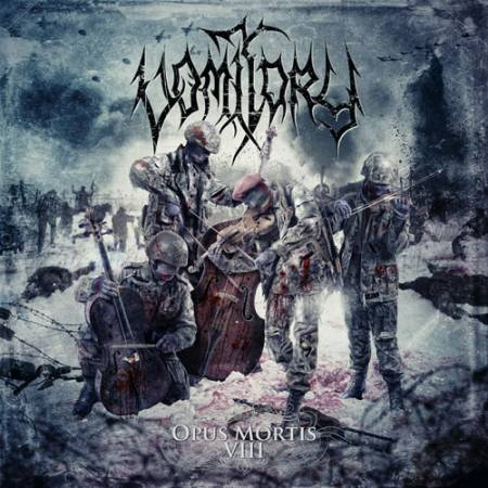 Cover of Vomitory - Opus Mortis VII