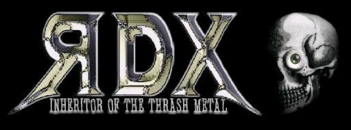 RDX - Logo
