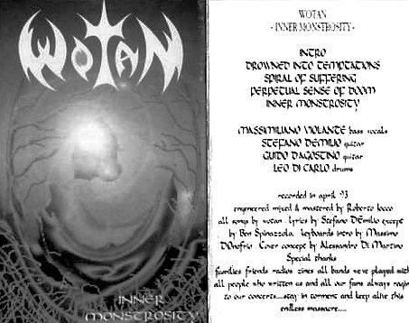 Wotan - Inner Monstrosity