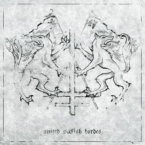 Zwartplaag / Faagrim - United Wolfish Hordes
