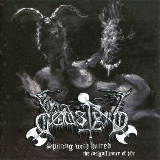 Dodsferd - Spitting With Hatred, The Insignificance Of Life