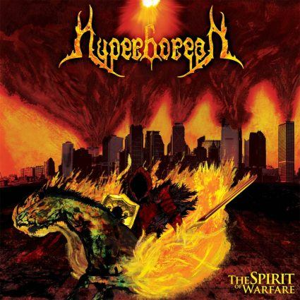 Hyperborean - The Spirit of Warfare