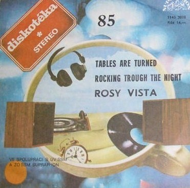 Rosy Vista - Tables Are Turned / Rocking Trough the Night