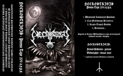 Necrostrigis - Promo Tape 2011 a.y.p.s.