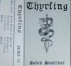 Thyrfing - Solen svartnar