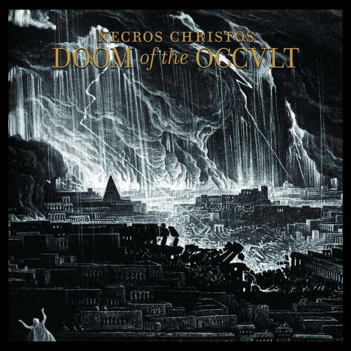 Cover of Necros Christos � Doom Of The Occult