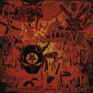 Devil Lee Rot / Autopsy Torment - Premature Torment / Pagan from the Heat