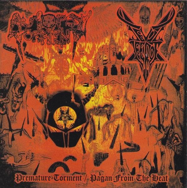 Devil Lee Rot / Autopsy Torment - Premature Torment / Pagan from the Heat