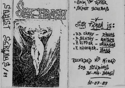 Sextrash - Sadistic Screams