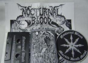 Nocturnal Blood - Litanies of Darkness - Written in Blood