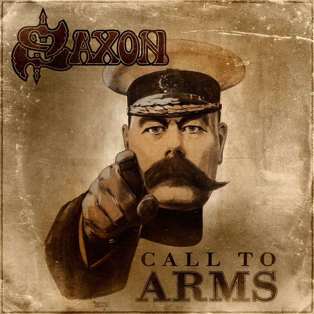 Cover of Saxon - A Call To Arms