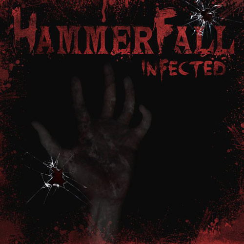 Cover of HammerFall - Infected