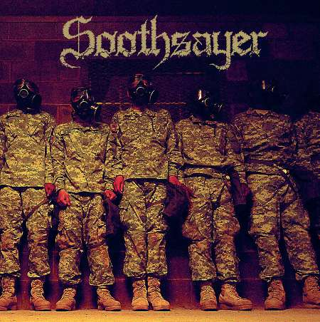 Soothsayer - Troops of Hate