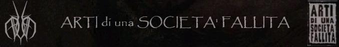 Arti di una Societá Fallita - Logo