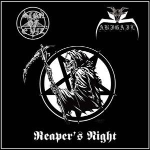 Abigail / Sign of Evil - Reaper's Night
