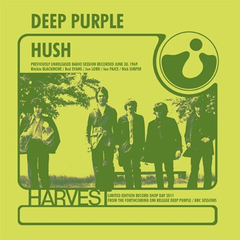 Deep Purple - Hush / Speed King