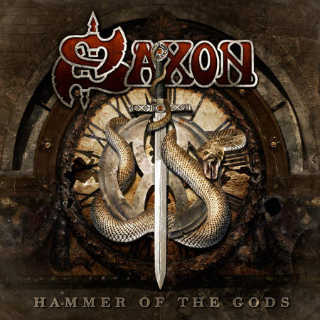 Saxon - Hammer of the Gods