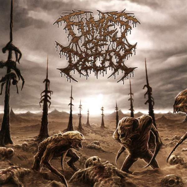 Fumes of Decay - Devouring the Excavated