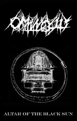 Ominosity - Altar of the Black Sun