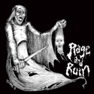 Mountain Grave - Rage and Ruin