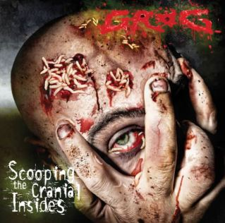 Grog - Scooping the Cranial Insides