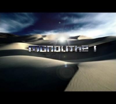 Monolithe - Monolithe I