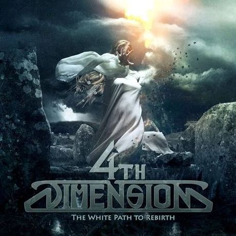 4th Dimension - The White Path To Rebirth (2011)