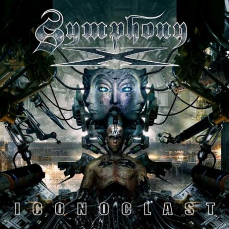 Cover of Symphony X - Iconoclast