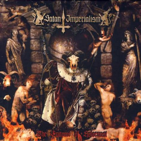 Ultraism / Death's Cold Wind - Satan Imperialism: Epitome of Holocaust