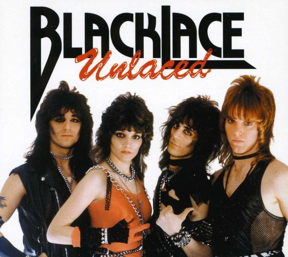 Blacklace - Unlaced