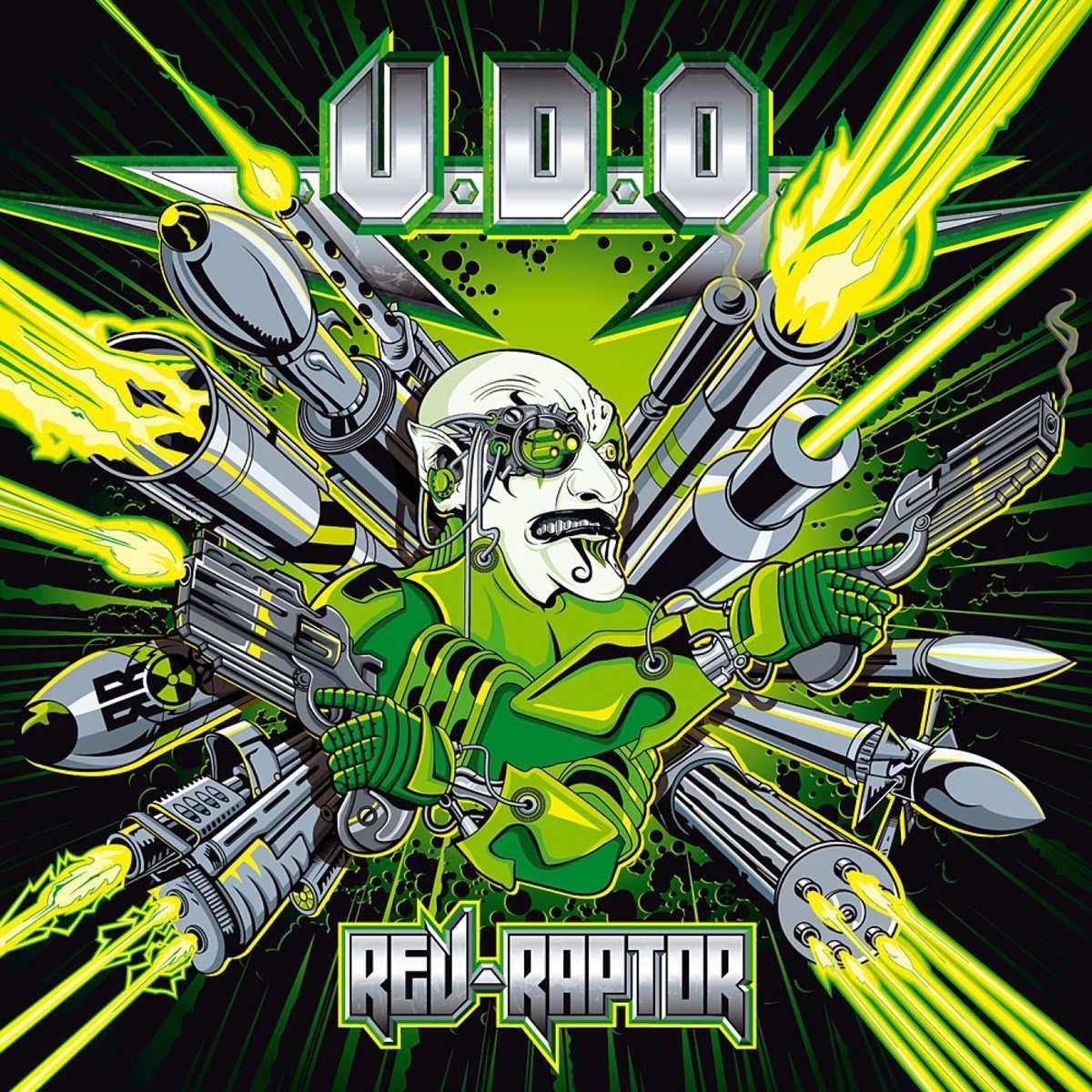 U.D.O. — Rev-Raptor (2011)