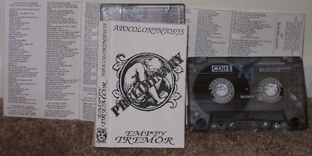 Empty Tremor - Apocolokyntosys