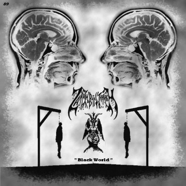 Zarach 'Baal' Tharagh - Demo 89 - Black World