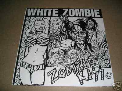 White Zombie - Zombie Kiss