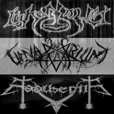 Baalberith / Urnarium / Lykankult - Lykankult / Urnarium / Baalberith
