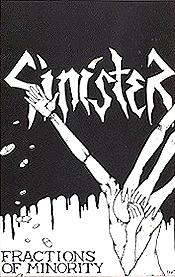 Sinister - Fractions of Minority
