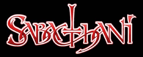 Sabacthani - Logo