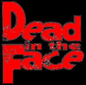 Dead in the Face - Logo
