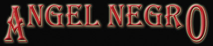 Angel Negro - Logo