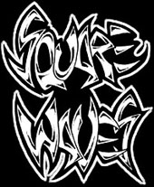 Square Waves - Logo
