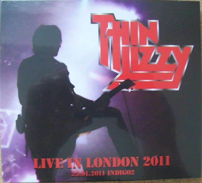 Thin Lizzy - Live in London 2011 / 22.01.2011 Hammersmith Apollo