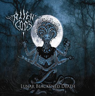 Alien Gods - Lunar Blackened Death
