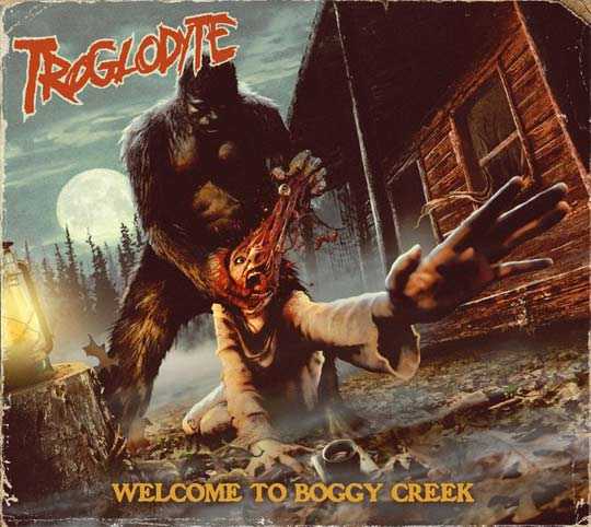 Troglodyte - Welcome to Boggy Creek