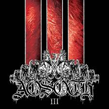 Aosoth - III - Violence & Variations