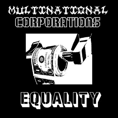 Multinational Corporations - Equality