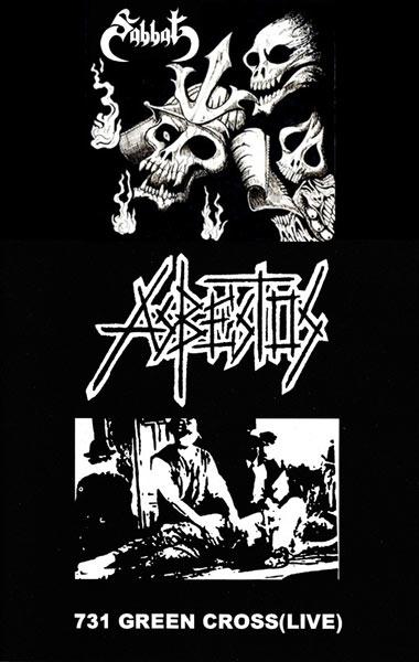 Sabbat - Tokyo Genocidemonslaught