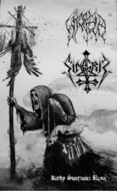 Skogen / Simeris - Kiedy świętości runą
